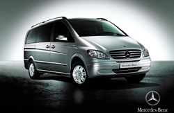 mercedes viano, available for hire to and from heathrow airport, gatwick airport, tours of london from maidenhead berkshire